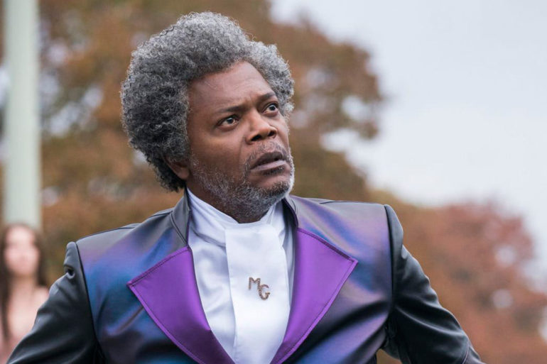 Samuel L. Jackson en Glass M. Night Shyamalan