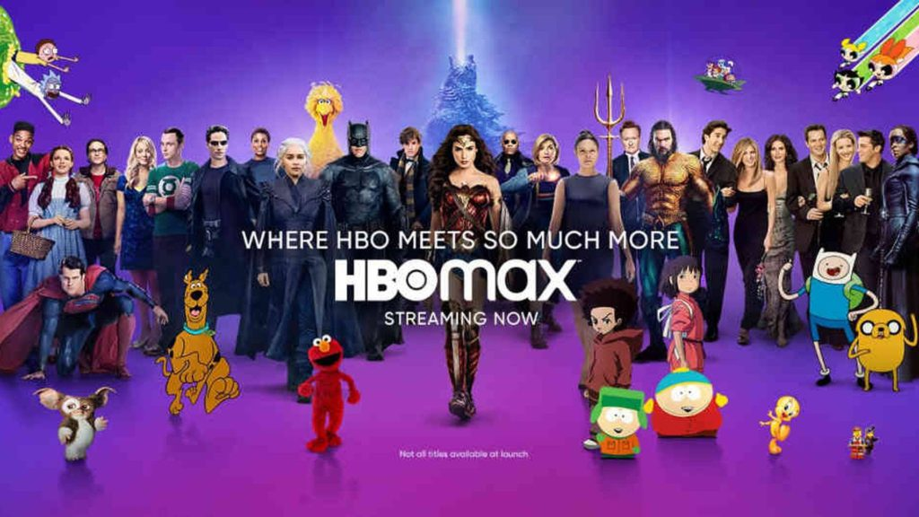 HBO Max img 1