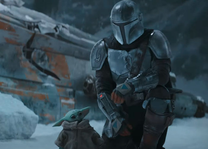 the mandalorian, disney,